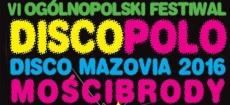 VI Ogólnopolski Festiwal DISCOPOLO Disco Mazovia 2016 MOŚCIBRODY